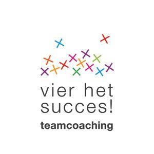 Vier het Succes! logo ontwerp