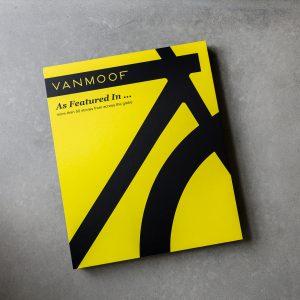 VANMOOF book design
