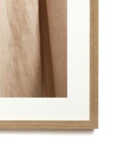 art print framed detail
